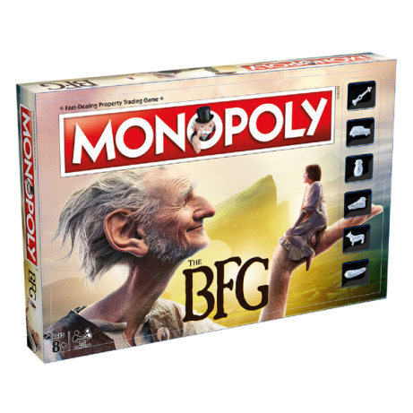 SAVE 57% OFF MONOPOLY - THE BIG FRIENDLY GIANT EDITION!