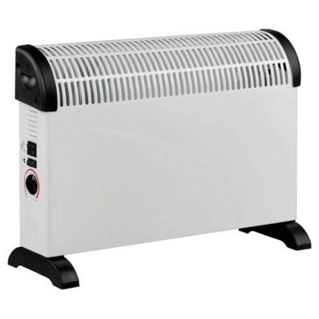 CLEARANCE: Electric Convector Heater Thermostat & Turbo Fan - £19.95!