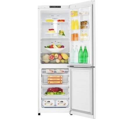 SAVE £270 on this LG GBB39SWJZ 70/30 Fridge Freezer!