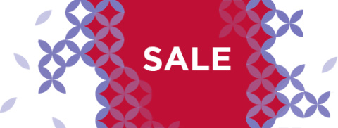 50% Off Almost Everything!