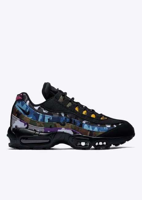 NEW IN -  Nike Air Max 95 OG MC ERDL Party in Black/Multi: £149.00!