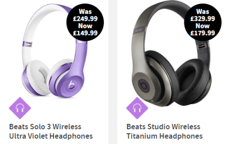 SAVE up to £150 on Beats Headphones!