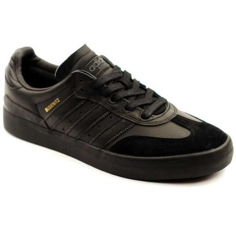 Adidas Busenitz Vulc Black-Black-Grey - £65.00!