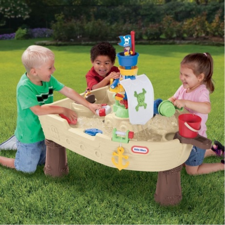 25% OFF - Little Tikes Anchors Away Pirate Ship Water Play!