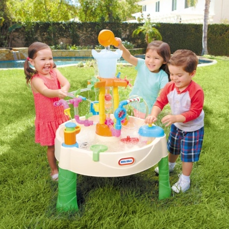 SAVE 20% on the Little Tikes Fountain Factory Water Table!