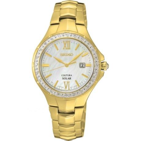 1/2 PRICE - Seiko Ladies' Gold Bracelet Watch - SAVE £400!
