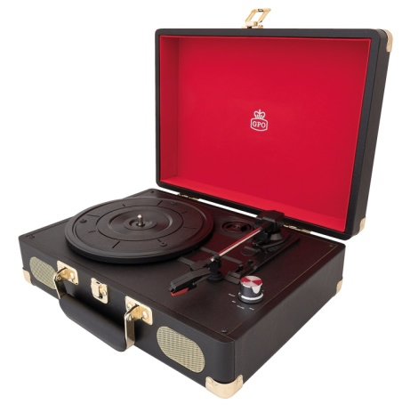 SAVE £30 OFF GPO Soho Turntable Various Colours (hmv exclusive)!