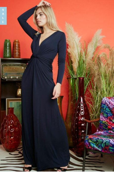 Save 50% on this Onjenu Leia Jumpsuit – Block Navy