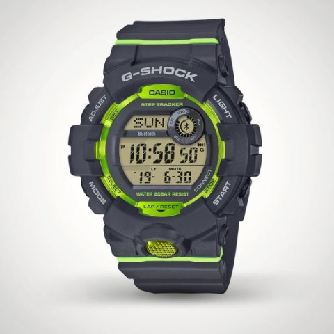 Save up to 50% on branded watches - CASIO G-SHOCK GBD-800-8AER WATCH
