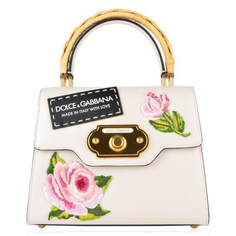 OVER £800 OFF this Dolce & Gabbana Vintage Medium Bag!