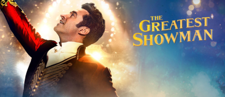 Entertain the kids and adults with the singalong version of the 'Greatest Showman' in our cinema!