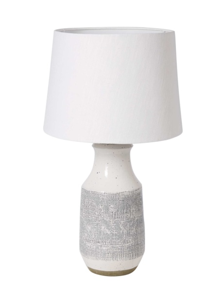 SAVE OVER 70% OFF this Sky Snakeskin Table Light from Linea!!