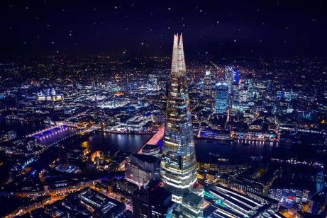Champagne & View from The Shard London Tickets - SAVE 24% in the Spring Saver Sale!