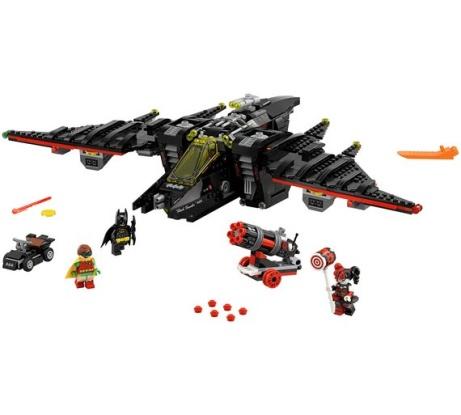 30% OFF - LEGO The Batman Movie Batwing Vehicle!
