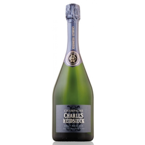SAVE 11% on this Charles Heidsieck - Brut Reserve NV Champagne!