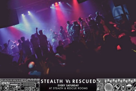 Tonight is another night of STEALTH VS RESCUED epic club nights!