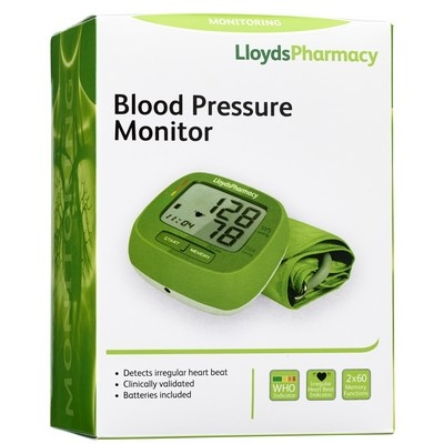 SAVE 20% on this Blood Pressure Monitor and Cuff!