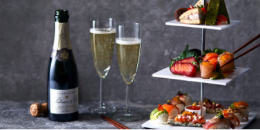 Afternoon Tea at SELFRIDGES with Yo! Sushi - from £25