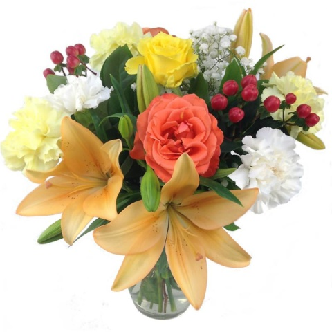 £10 off Fresh Flowers with Free UK Delivery