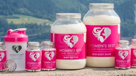 FREE Fitness Towel when you spend £10 or more on selected Women's Best!
