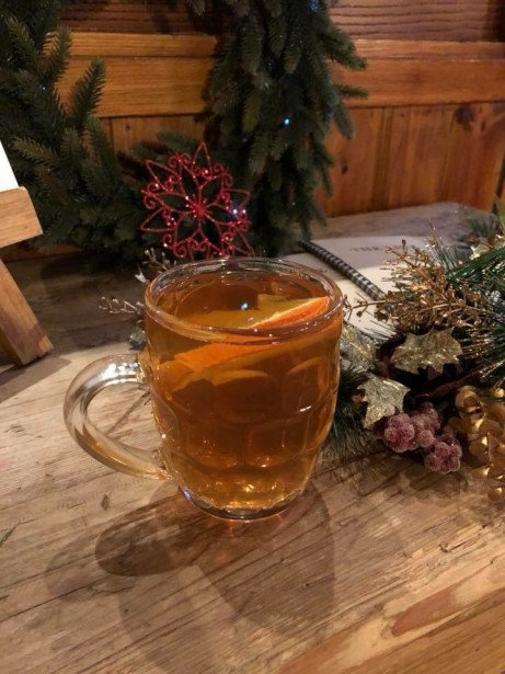 Come and Try our Mulled Cider