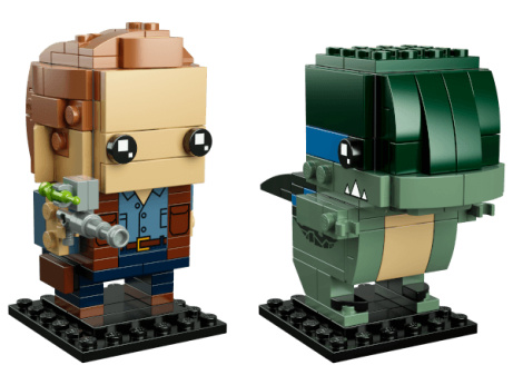 2 FOR £18 LEGO BRICKHEADZ, SAVE OVER 35%!