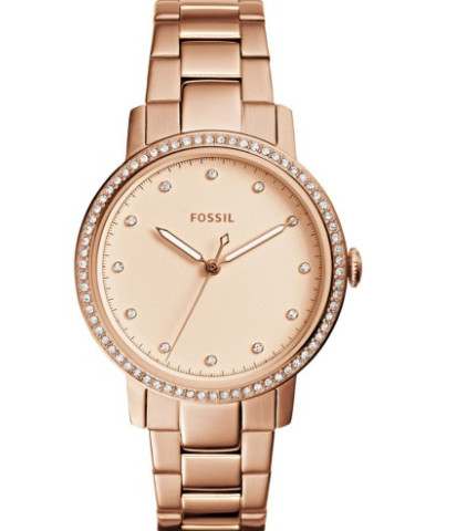 12% OFF all products - Including this Fossil Ladies Nelly Watch JUST £98.00!