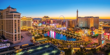 San Francisco & Las Vegas twin break inc flights for £799 per person