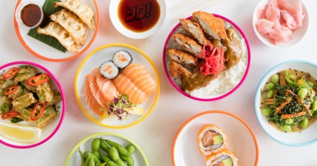 Feed Your Inner Sumo - Sumo-Size your Favourite Dishes for ONLY £9.50!
