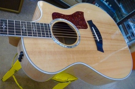 2014 Taylor 614CE Natural Electro Acoustic - £1940.00!