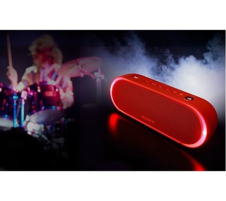 Save £40 on this SONY SRS-XB20 Portable Bluetooth Wireless Speaker - Red!