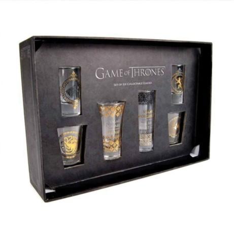 Game of Thrones Premium Shot Glasses