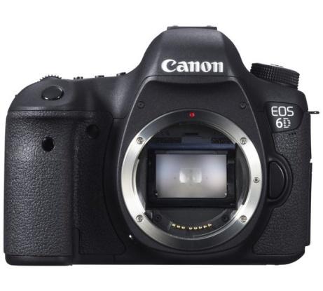 £350 OFF this Canon EOS 6D DSLR Body!