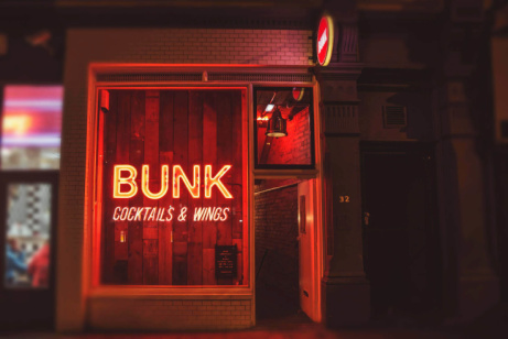 Bank Holiday tomorrow - Join us for drinks and a combo!