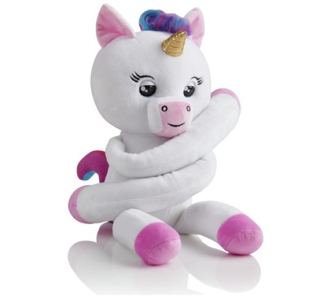TOP CHRISTMAS GIFTS - Fingerlings Hugs Unicorn £29.99!