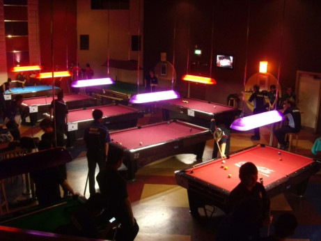 STUDENTS - Games of pool or snooker are just £5.95!