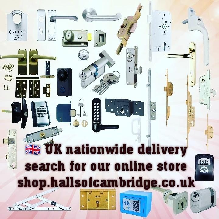 New webshop locks and ironmongery trade prices