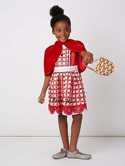 World Book Day - Little Red Riding Hood Outfit - £13