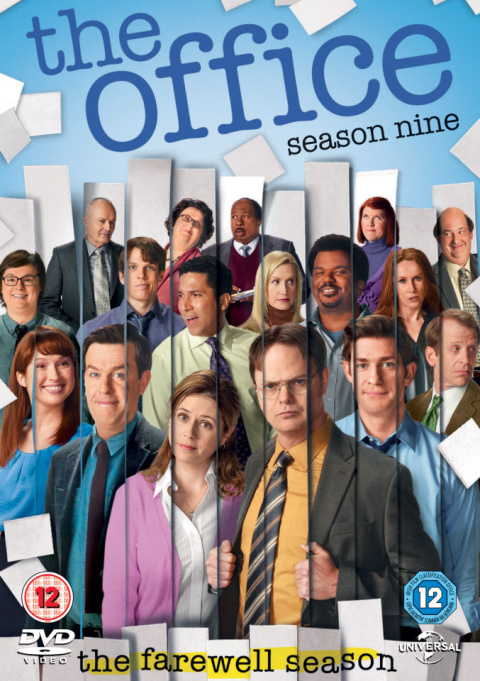 SAVE BIG ON BOX SETS - The Office: An American Workplace - Series 9!