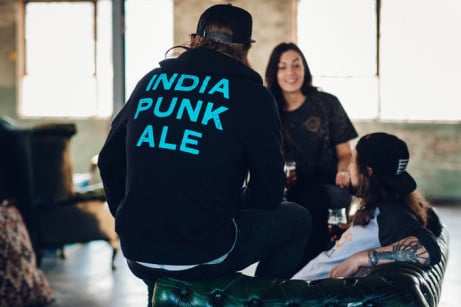 Save £15 on this India Punk Ale Hoodie