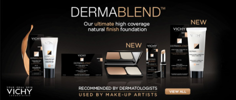 SAVE 25% on selected Vichy Dermablend!