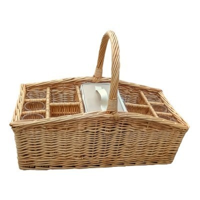 New - Drinks Baskets Carrier with Cool Bag £53.00