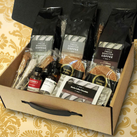 Show someone you care with our coffee gifts!