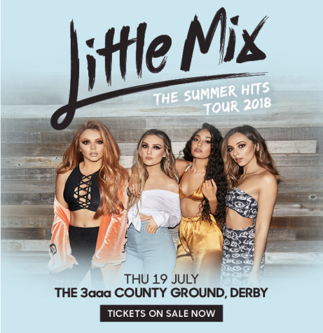 WIN a pair of tickets to see Little Mix in Derby!