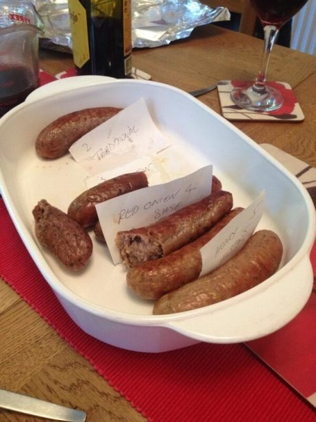 The Finest Sausages in the Land
