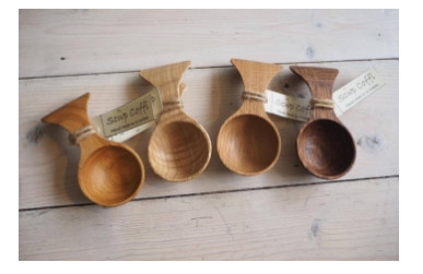 Giftware - JULES TATTERSALL COFFEE SCOOP