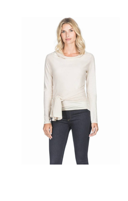 NEW - Lilla P Origami Long Sleeve Wrap – Canvas £68.00!