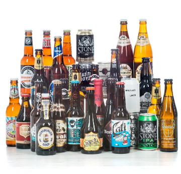 A Big Beery Mixed Case
