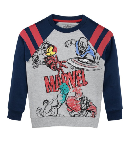 Kids Marvel Avengers Sweatshirt - ONLY £15!