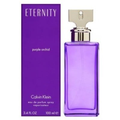 Calvin Klein eternity purple orchid eau de parfum 100ml - £29.99 Save 54% was £66.00